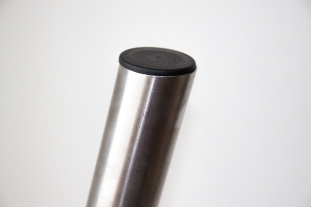 Bodenhülse für Sonnensegel 80 - Länge 750mm