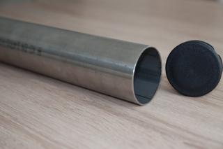 Bodenhülse für Hängematte 60 - Länge 500mm