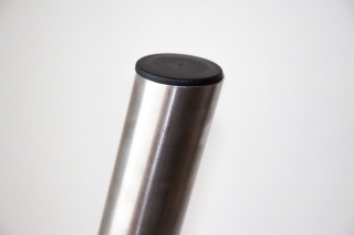 Bodenhülse für Sonnensegel 60 - Länge 750mm
